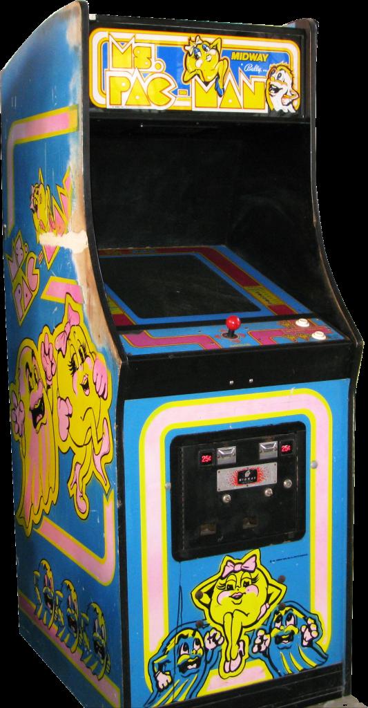 5 most popular arcade games