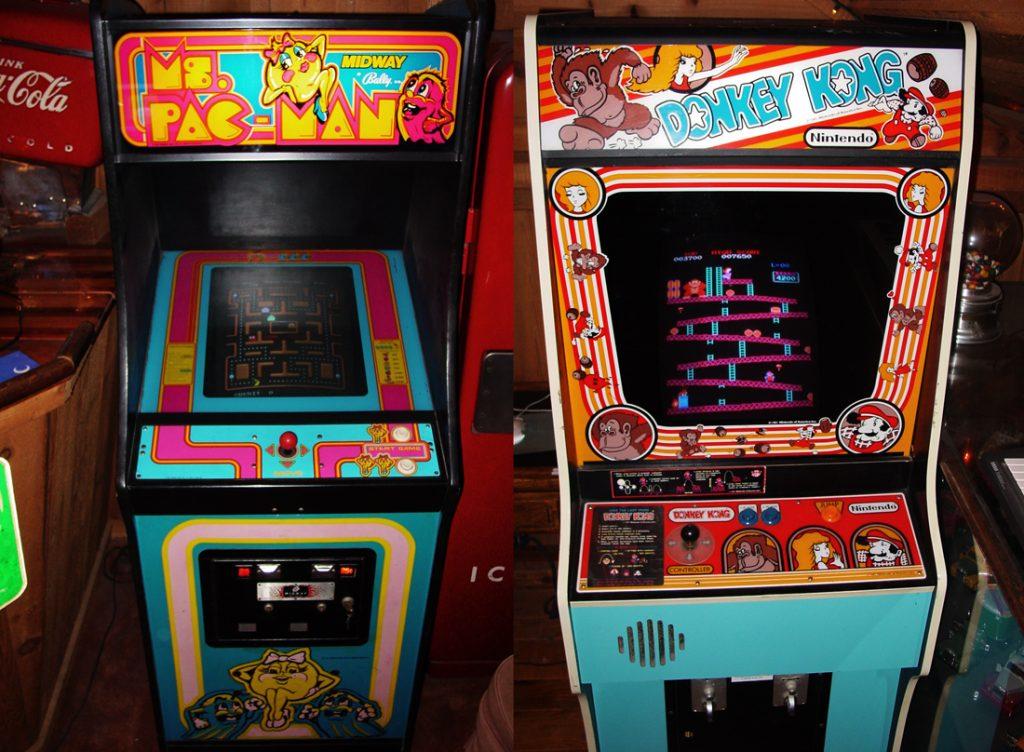Retro Arcade Machines