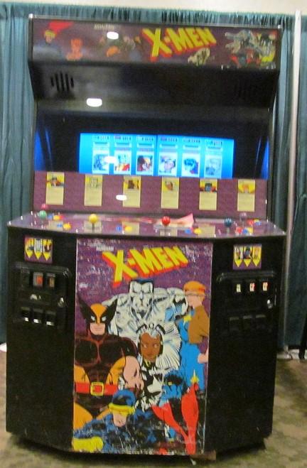 Retro X-Men Arcade